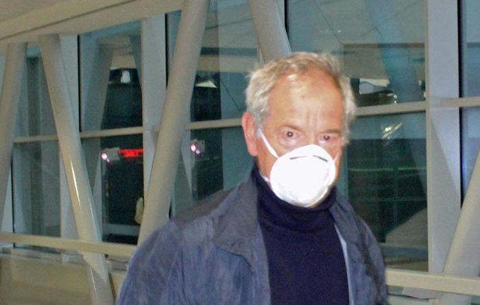 Coronavirus: Guido Bertolaso arrivato a Milano
