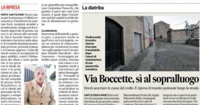Corriere Adriatico 22-5-2020 pag.2