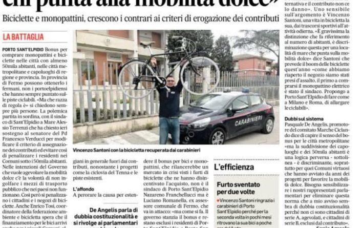Corriere Adriatico del 21 maggio 2020-2