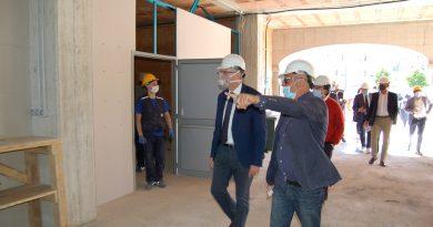 Alloggi post sisma, il dopo Covid passa per la ricostruzione