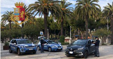 Dall'Abruzzo alle Marche certi di farla franca: fermati dalla Polizia