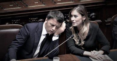Sette milioni per finanziare Renzi e i giornali non vedono e non sentono, salvo uno, attaccato dai colleghi perché scopre la notizia
